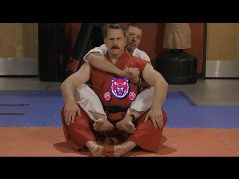 Die ultimative Abwehr im Bodenkampf .. Master Ken zeigt wie`s geht