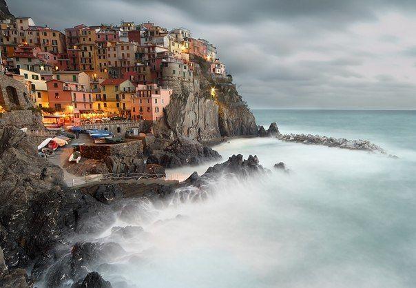 Манарола - небольшой город в провинции Ла Специя, Италии.