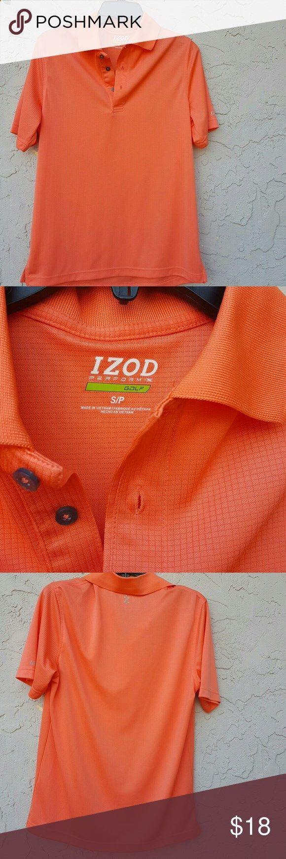 Golf Shirts - IZOD GOLF SHIRT Beautiful color. Izod Shirts Polos