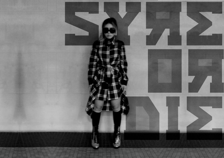 The Rules are Simple... It's SYRE or Die!!!  See more of my work here: https://www.facebook.com/SYREORDIE  Ajay wears Double Check Shirts!! NZ Made. $160.00