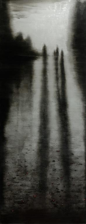 """Exodus""/ by Darko Birsa/ Slovenia/ Painting, Oil///"