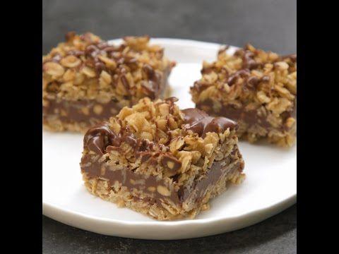 Qui peut résister au duo chocolat/avoine? Pas moi!!! - Desserts - Ma Fourchette