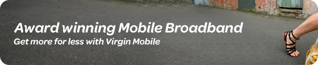 Prepaid Internet, Prepaid Mobile Broadband - Virgin Mobile Australia