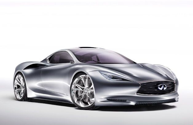 Nissan Leaf-based Infiniti concept car headed to New York