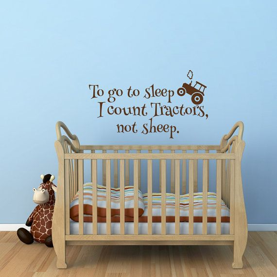 To Go schlafe ich Graf Traktoren nicht Schafe Wand Aufkleber Kinderzimmer jungen Zimmer Bauernhof Dekor  ¨ ° º © © º ° ¨¨ ° º © © º ° ° ¨¨ ° º © © º ° ¨¨ ° º © © º ° ° ¨¨ ° º © © º ° ¨  • 18-Zoll breit durch 10 hoch • 22 breit und 13 groß • 28 breit und 17-Zoll groß • 38 breit und 22 hoch  Wenn Sie eine Sondergröße benötigen, senden Sie uns bitte eine Nachricht. Bild entspricht nicht der Größe aufgeführt. Bitte messen Sie Ihren Raum um sicherzustellen, dass Sie eine Größe kaufen, die gut für…
