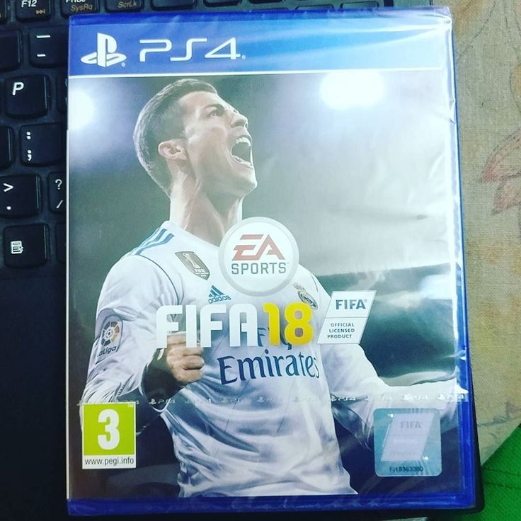 Here it is! Finally! Hands on @easportsfifa 18. Amazon delayed pre-ordered delivery. Come let's play. My favorite game is back!   #gaming #fifa18 #ps4 #game #football #love #happy #happiness #instalike #instagood #instahub #gamers #ronaldo #fifa #amazon #yes #gameplay #gameday #igers #ps #playstation #SanthoshDR