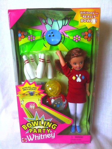 Image result for Stacie bowling fun Barbie Doll
