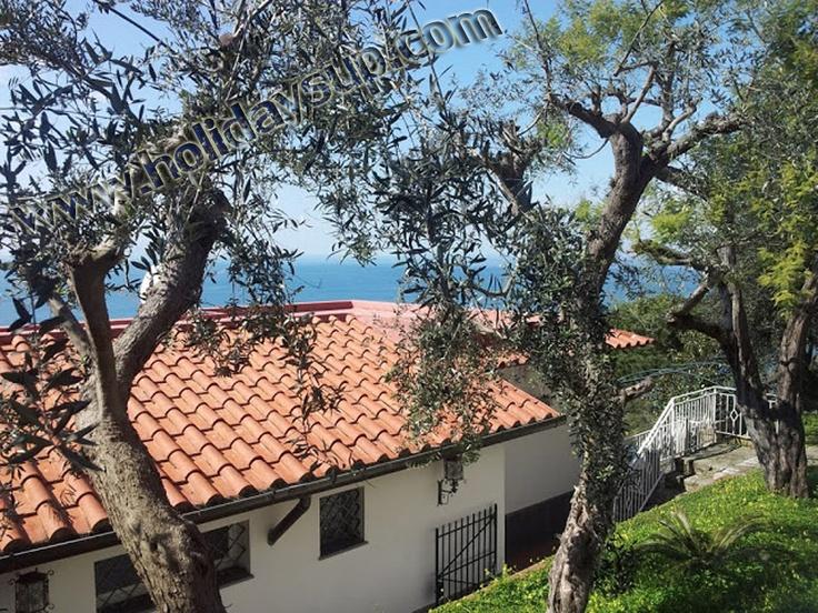 Sorrento villas to rent with private pool and isle of capri view - sorrentobookingvillas
