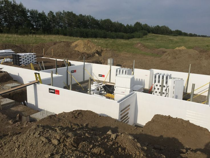 88 best icf images on pinterest architecture green for Icf construction pros and cons