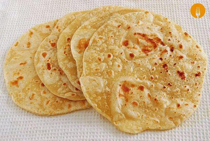Tortillas de trigo para fajitas y burritos