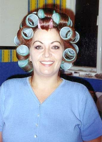 Pin By Zs 243 Fia Pink On Hair Rollers And Curlers Pinterest