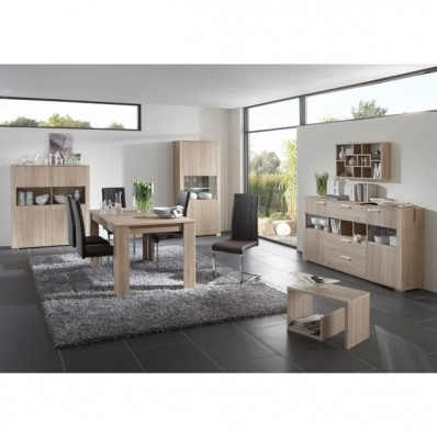 Tavola Canadian Oak Display Dining Room Collection