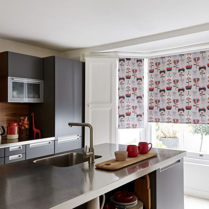 1000+ Ideas About Contemporary Roller Blinds On Pinterest