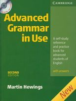 Advanced Grammar in Use + CD - Hewings Martin (74,99)