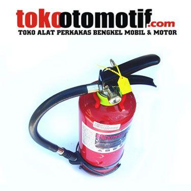 Kode : 64000000114 Nama : Tabung Pemadam kebakaran Merk : VIKING Tipe : 3,5 Kg Status :  Siap Berat Kirim : 6 kg