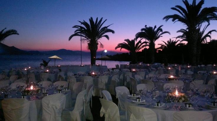 Zefiros, Nea Artaki, Evia, Greece.  Where we had our wedding reception.