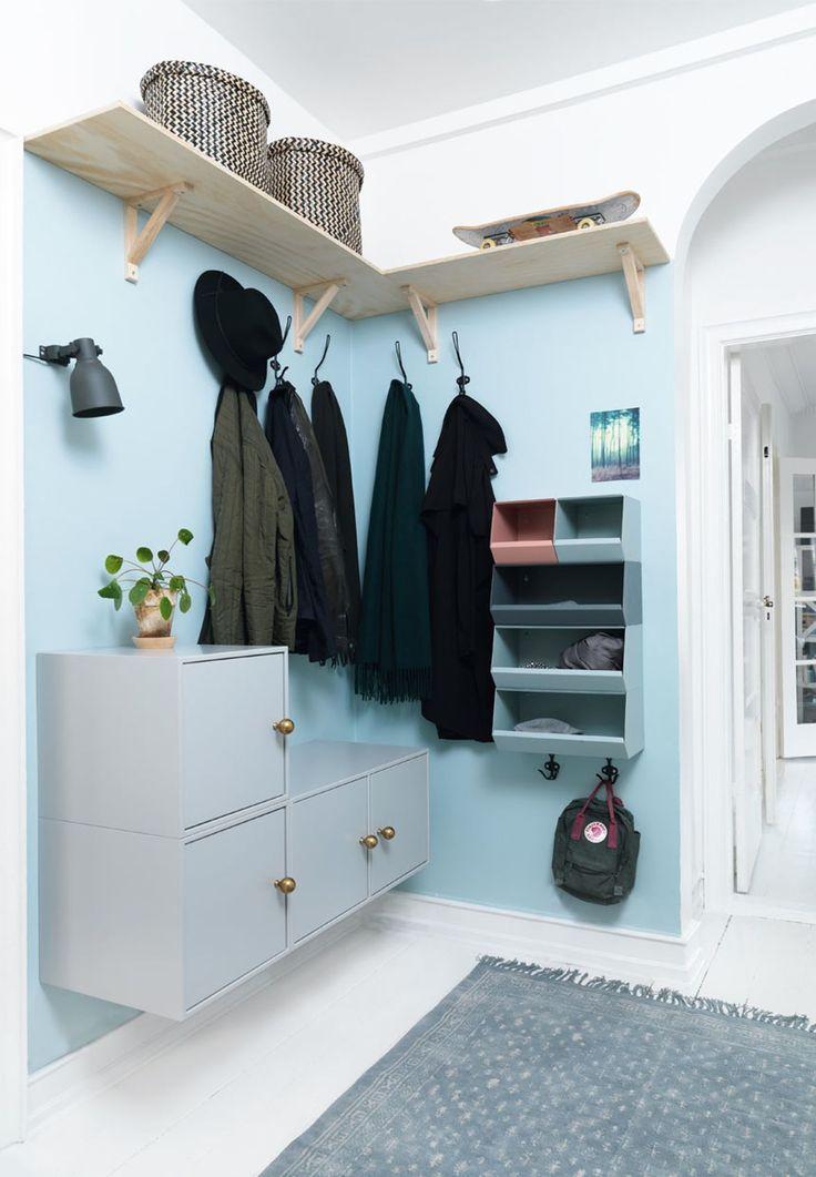 L sninger garderobe entre pinterest for Garderobe exterior