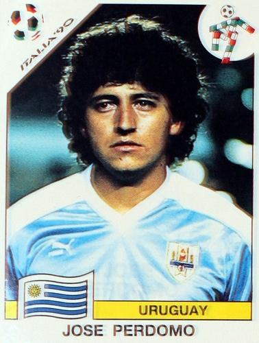 José Perdomo - Uruguay