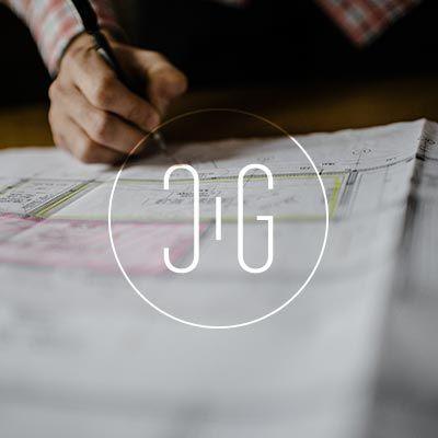 Logo architecte - Création - Owena Cabannes // Graphiste