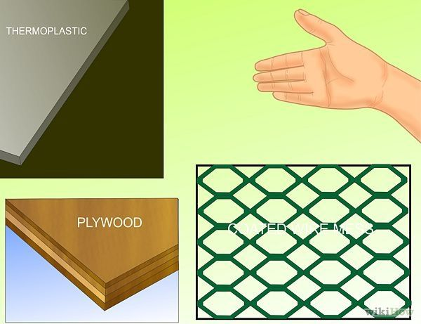 Build a Reptile Cage - wikiHow