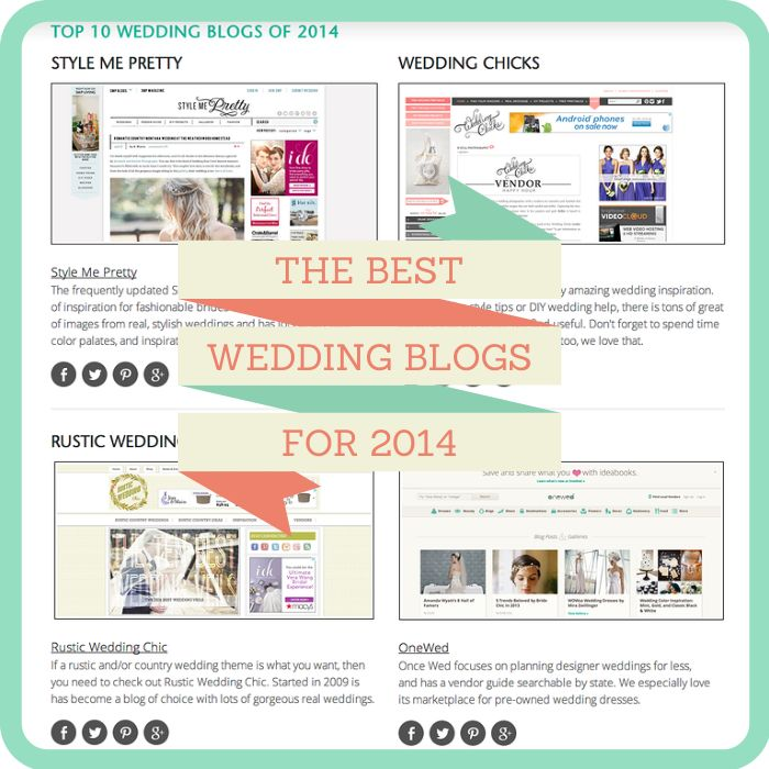 33 best top wedding blogs images on pinterest wedding blog top wedding blogs junglespirit Images