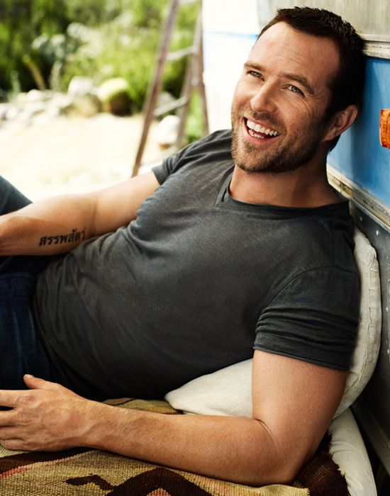 Men's Health April 2014: Sullivan Stapleton | Men's Health