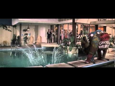 The Party Official Trailer  - Peter Sellers Movie (1968) Lovely film and Peter Sellers is magnificent.
