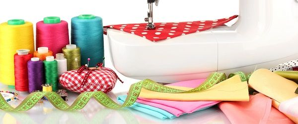 This is where you'll find all the different tutorials for basic sewing machine skills and techniques, free patterns and projects and sewing machine maintenance.