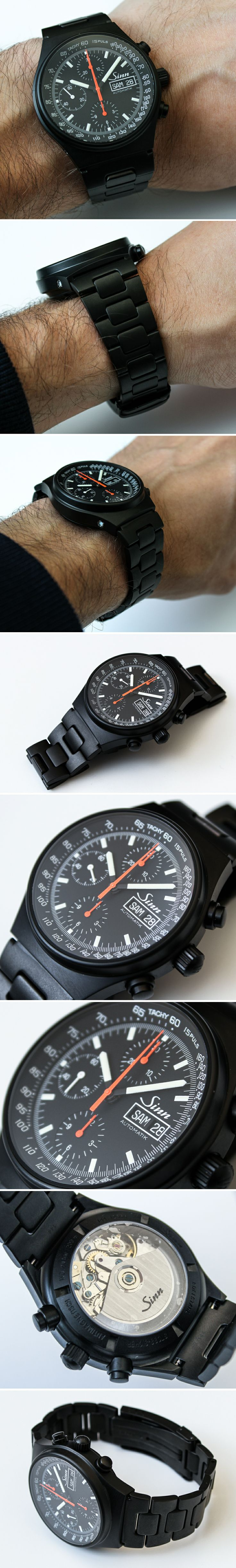 Sinn 144 St S Jubilee Anniversary Limited Edition Watch. 300 pieces will be made and it will cost aprox $3,000 USD.