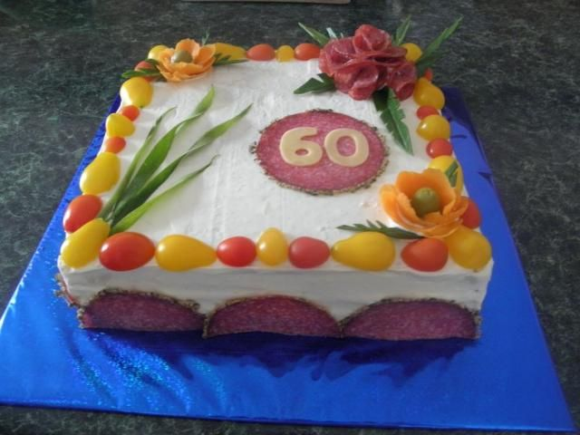Slané, strana 17   dorty od mámy slaný dort