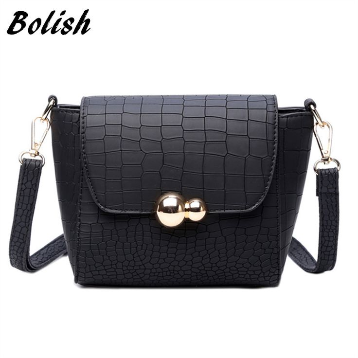 Price $15.40 Like and Share if you want this  Bolish Vintage Crocodile PU Leather Women Bag Fashion Metal Logo Small Shoulder Bag Casual Messenger Bag     Tag a friend who would love this!       Get it here ---> https://www.fashiondare.com/bolish-vintage-crocodile-pu-leather-women-bag-fashion-metal-logo-small-shoulder-bag-casual-messenger-bag/