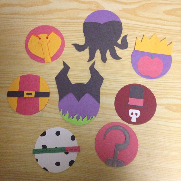 Disney Villains Door Tags & Disney Door Tags \u0026 Peter Pan Door Decs/Tags Pezcame.Com