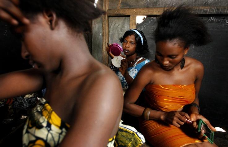 Actors in LagosPopulation Cities