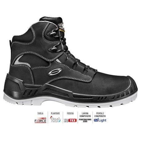 OVERCAP High pracovní a bezpečnostní obuv