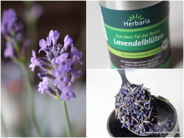 Wie finden wir es ???  : Lavendelsirup selbst gemacht - so einfach und so g...