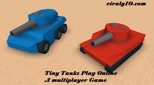 tanks games tiny tanks games free play online