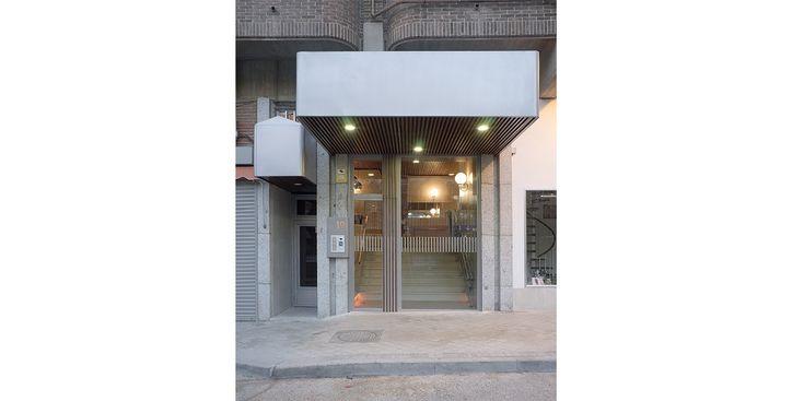 Reforma parcial y decoración y amueblamiento de portal para comunidad de vecinos. 1401 ESTADO REFORMADO INFOGRAFIAS ANTES-DESPUÉS PORTFOLIO...
