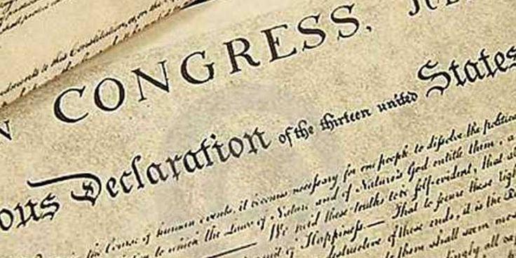 4 luglio 1971 Digitalizzata la Dichiarazione d'Indipendenza USA