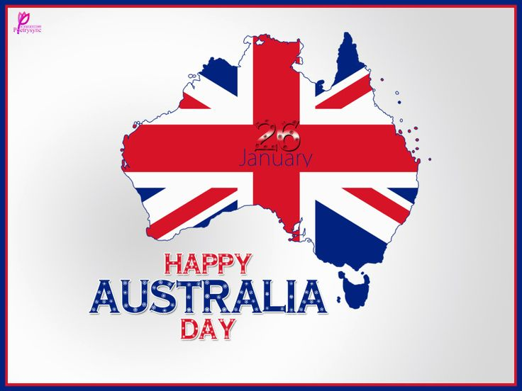 Australia Day Map Flag Beautiful Wallpaper