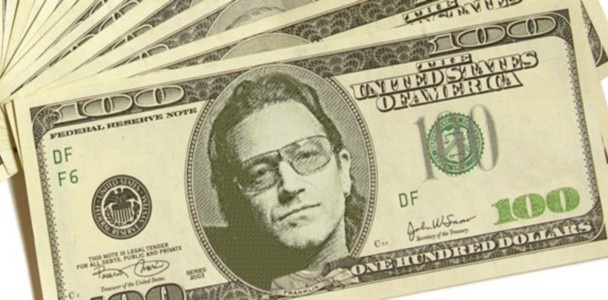 Eventually, all Facebook Investors will get their faces on dollar bills in this country - with shades