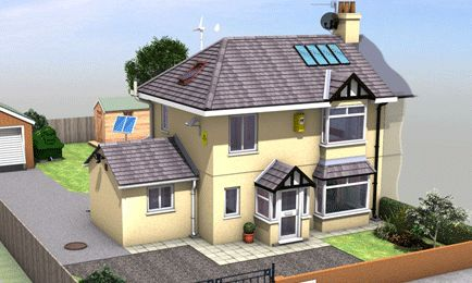 Not sure if you need planning permission?  Then this planning portal is a MUST VIEW, as it contains loads of essential information about what you can/can't build/do without planning permission
