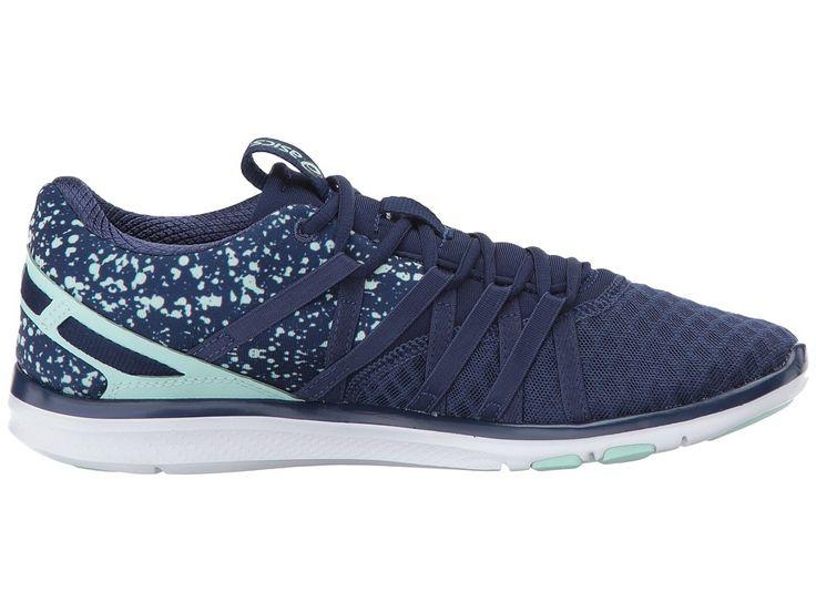 ASICS Gel-Fit YUI Women's Cross Training Shoes Indigo Blue/Glacier Sea/Silver
