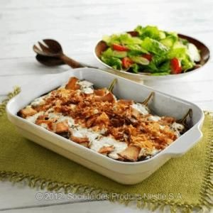 Arabic Food Recipes: Eggplant Fatteh with Meat and Keshk Recipe