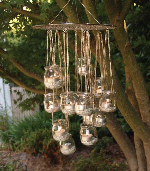 Garden Chandelier  by Michelle Kaufman