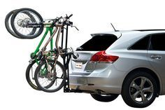Softride Hang Vertical Bike Rack - Best Price on Soft Ride Hitch Mount Bike Rack