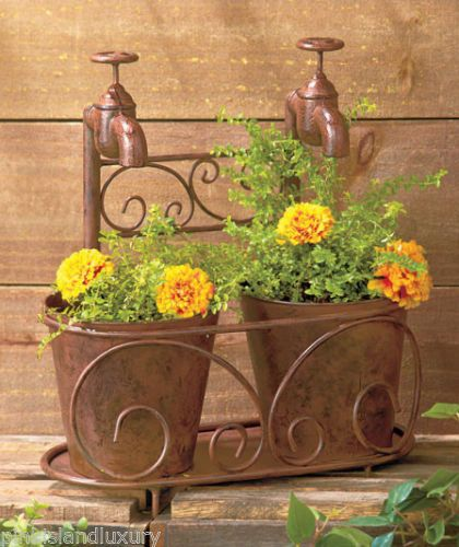 Antique Garden Decor