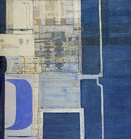 Electrical Landscape - Prunella Clough, 1960