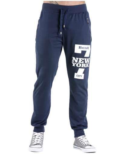 ΝEEΣ ΑΦΙΞΕΙΣ :: Φόρμα New York 7 Navy Blue - OEM