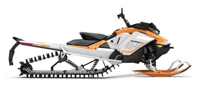 SKI DOO SUMMIT 850 2017