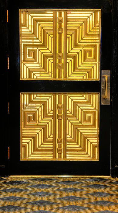 17 Best Images About Art Deco Entrances On Pinterest The